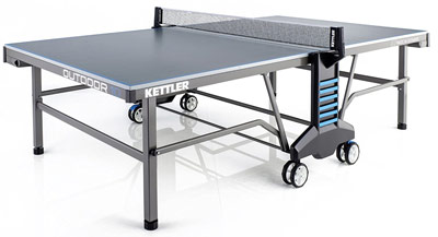 The Ketter Out door 10 ping pong table is amongst the best on the market