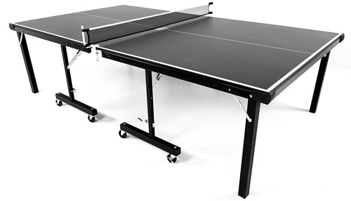 Our favorite indoor STIGA taple tennis table is the InstaPlay