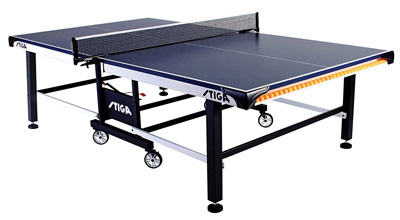 The STIGA STS 520 is a tournament-standard table that's similar to the masterseries 4100