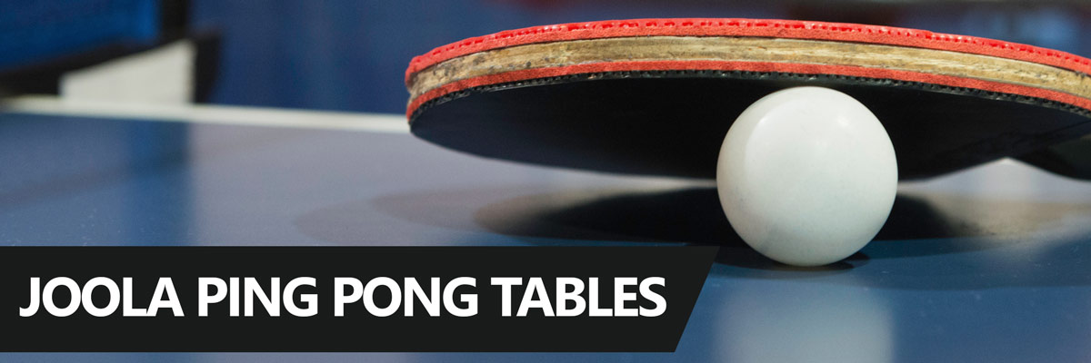 A guide to Joola table tennis tables