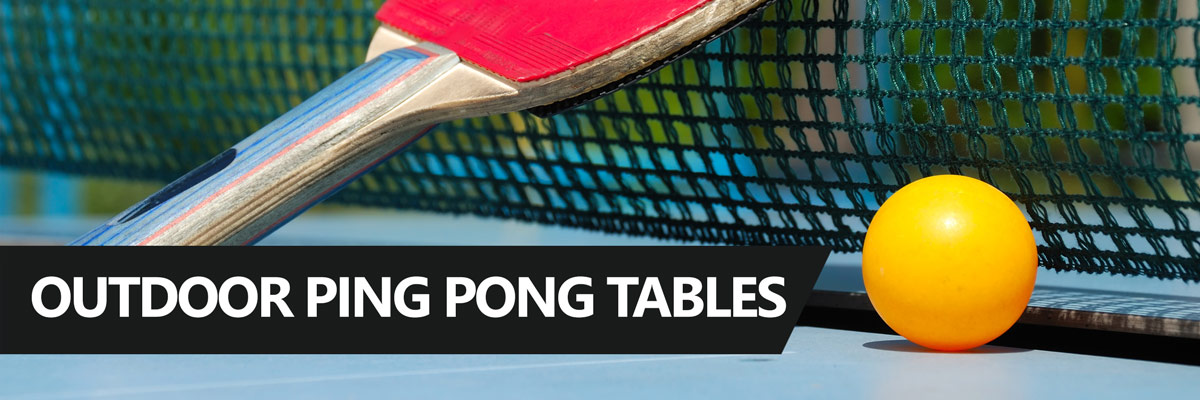 A guide to the best outdoor ping pong tables