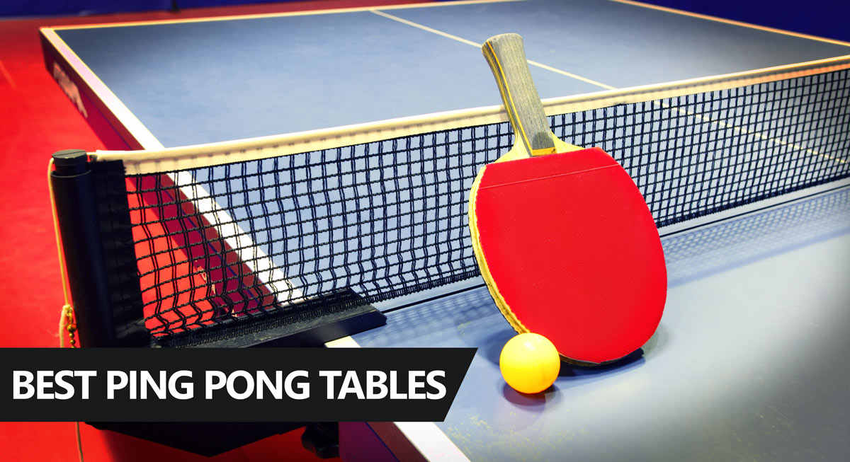 A guide to the best table tennis tables