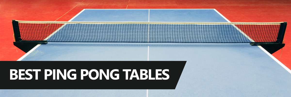 A guide to the best ping pong tables